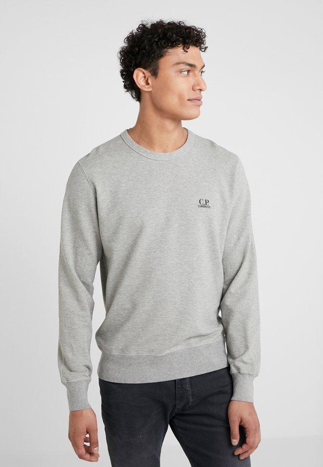 LOGO CREW NECK LIGHT - Sweatshirt - grey