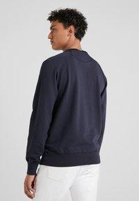 C.P. Company - LOGO CREW NECK LIGHT - Sweatshirt - navy - 2