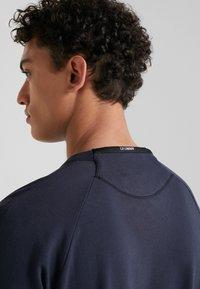 C.P. Company - LOGO CREW NECK LIGHT - Sweatshirt - navy - 3