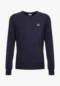 C.P. Company - LOGO CREW NECK LIGHT - Sweatshirt - navy - 4