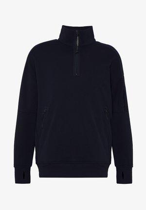HALF ZIP - Sweatshirt - navy
