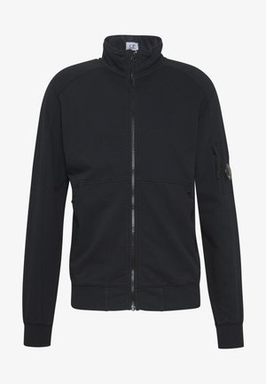 ZIP  - Zip-up hoodie - black
