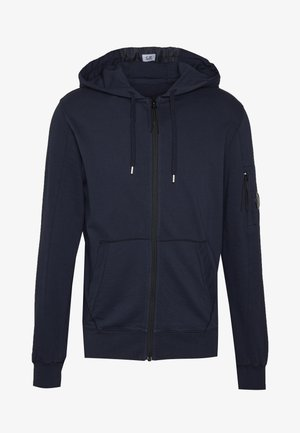 ZIP HOODIE - Zip-up hoodie - total eclipse