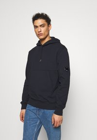 C.P. Company - HOODED - Hoodie - total eclipse - 0