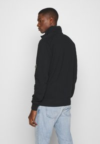 C.P. Company - POLO COLLAR - Sweatshirt - black - 2