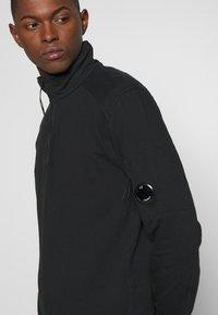 C.P. Company - POLO COLLAR - Sweatshirt - black - 6