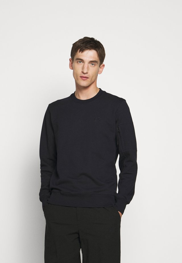 CREW NECK - Sweater - total eclipse