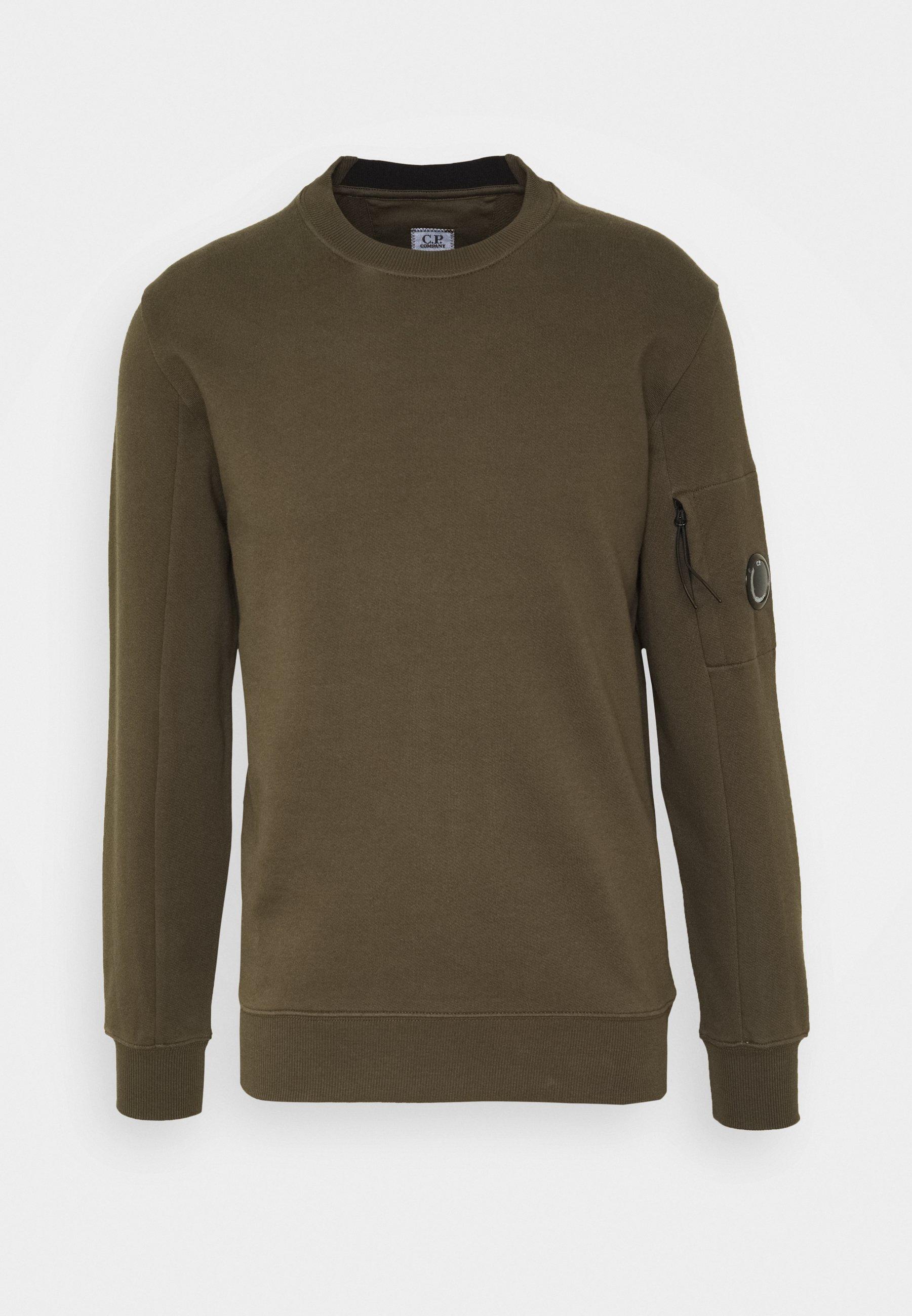 Green Sweater  C.P. Company  Sweatshirts