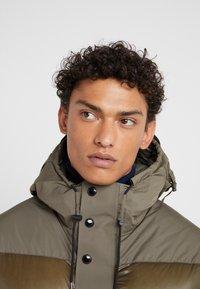 C.P. Company - MEDIUM JACKET SHELL - Down jacket - dark olive - 3