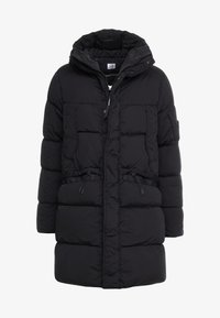 C.P. Company - LONG PUFFER - Down jacket - black - 4