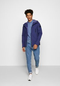 C.P. Company - MEDIUM JACKET - Summer jacket - dark blue - 1