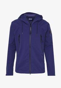 C.P. Company - MEDIUM JACKET - Summer jacket - dark blue - 5