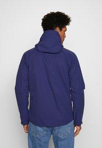 C.P. Company - MEDIUM JACKET - Summer jacket - dark blue - 2