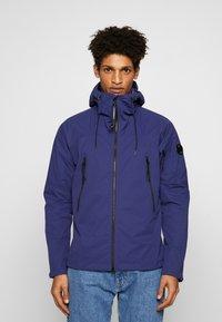 C.P. Company - MEDIUM JACKET - Summer jacket - dark blue - 0