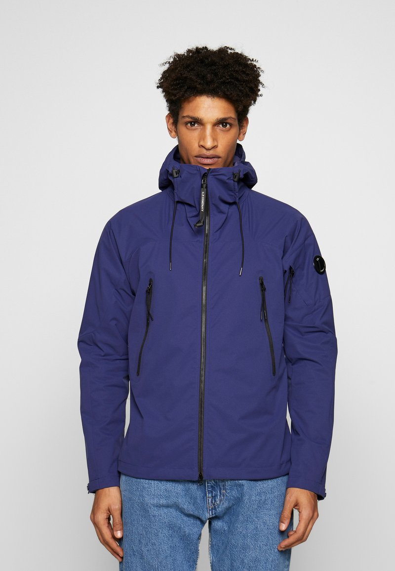 C.P. Company - MEDIUM JACKET - Summer jacket - dark blue