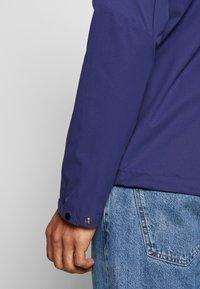 C.P. Company - MEDIUM JACKET - Summer jacket - dark blue - 4