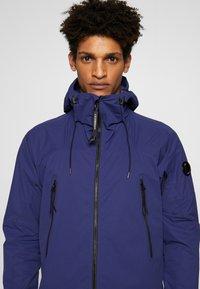 C.P. Company - MEDIUM JACKET - Summer jacket - dark blue - 6