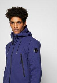C.P. Company - MEDIUM JACKET - Summer jacket - dark blue - 3