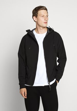 SHORT JACKET  - Summer jacket - black