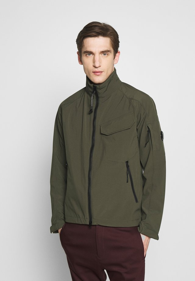 MEDIUM JACKET  - Lehká bunda - olive