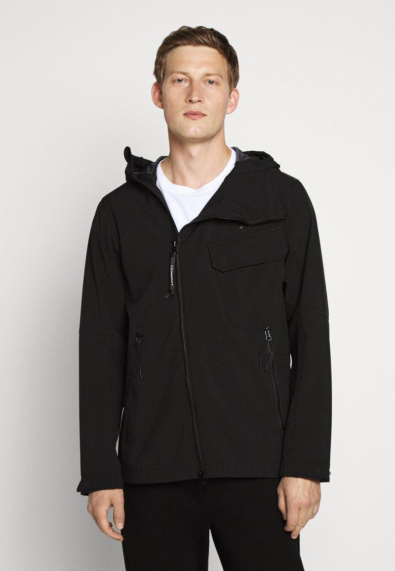 C.P. Company - JACKET SHELL - Lehká bunda - black