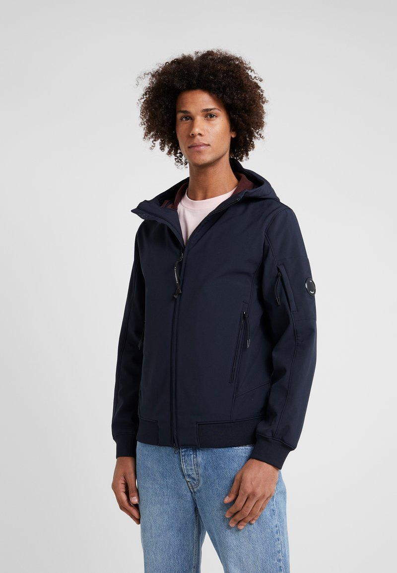 C.P. Company - SHORT JACKET - Summer jacket - total eclipse