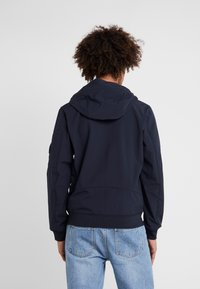 C.P. Company - SHORT JACKET - Summer jacket - total eclipse - 2