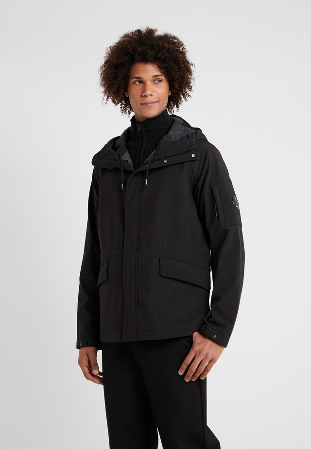 MEDIUM JACKET - Giacca leggera - black