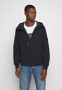 C.P. Company - Outdoor jacket - black - 0