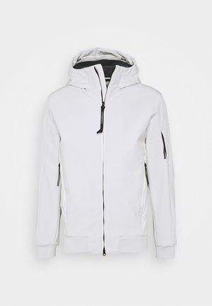 OUTERWEAR MEDIUM JACKET - Summer jacket - gauze white