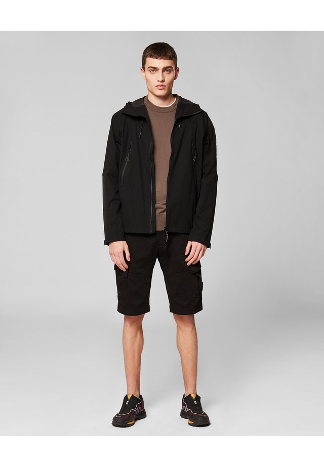 manica lunga - Light jacket - black