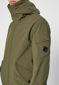 C.P. Company - manica lung - Parka - forest night - 3