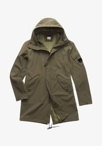 C.P. Company - manica lung - Parka - forest night - 4