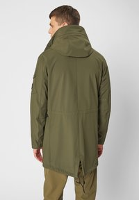 C.P. Company - manica lung - Parka - forest night - 2