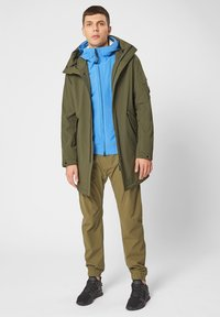 C.P. Company - manica lung - Parka - forest night - 1
