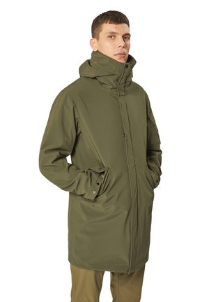 manica lung - Parka - forest night