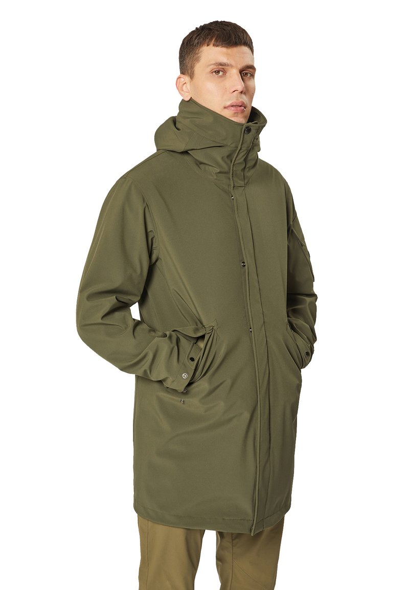 C.P. Company - manica lung - Parka - forest night