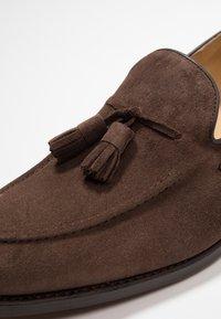 Cordwainer - Elegantní nazouvací boty - venecia cotto - 5