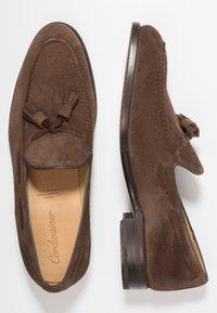Cordwainer - Elegantní nazouvací boty - venecia cotto - 1