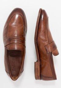 Cordwainer - Elegantní nazouvací boty - spoletto - 1