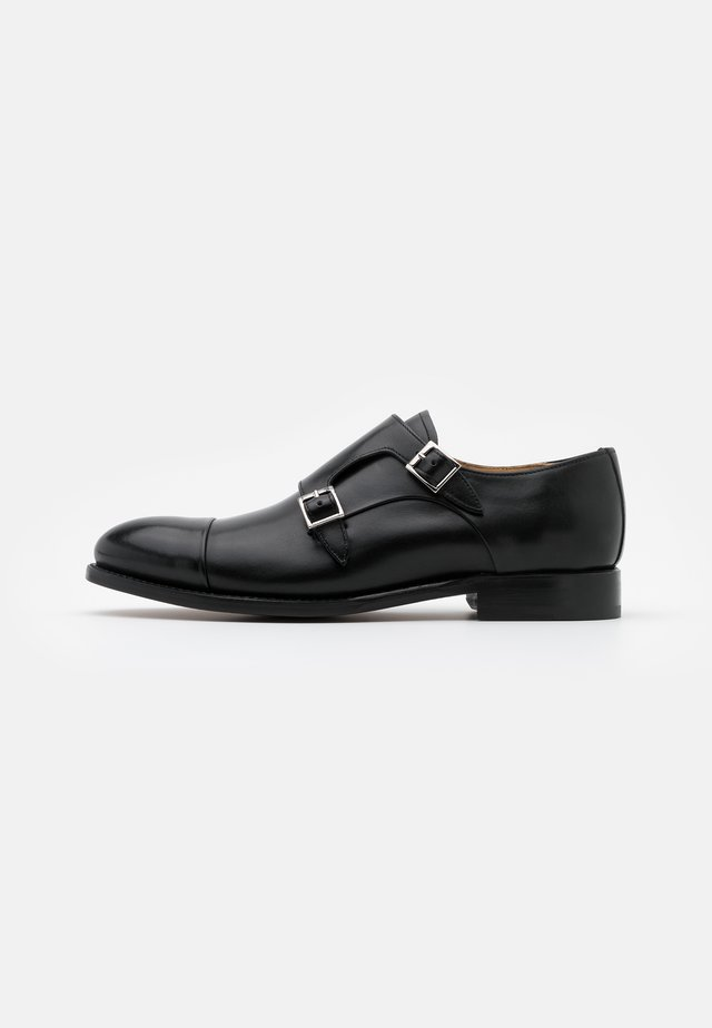 DANNY - Business-Slipper - orleans black