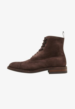 AMES DAYNIGHT - Lace-up ankle boots - venecia cotto
