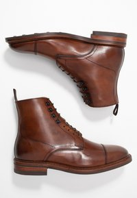 Cordwainer - AMES  - Lace-up ankle boots - elba castagna - 1