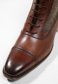 Cordwainer - BALZAC MEAL - Lace-up ankle boots - elba castagna/york - 5
