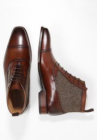 Cordwainer - BALZAC MEAL - Lace-up ankle boots - elba castagna/york - 1