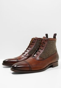 Cordwainer - BALZAC MEAL - Lace-up ankle boots - elba castagna/york - 2