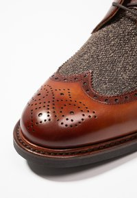 Cordwainer - Lace-up ankle boots - turin bronze/larvik - 6