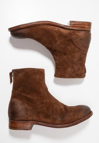 Cordwainer - Botki - florence snuff - 1