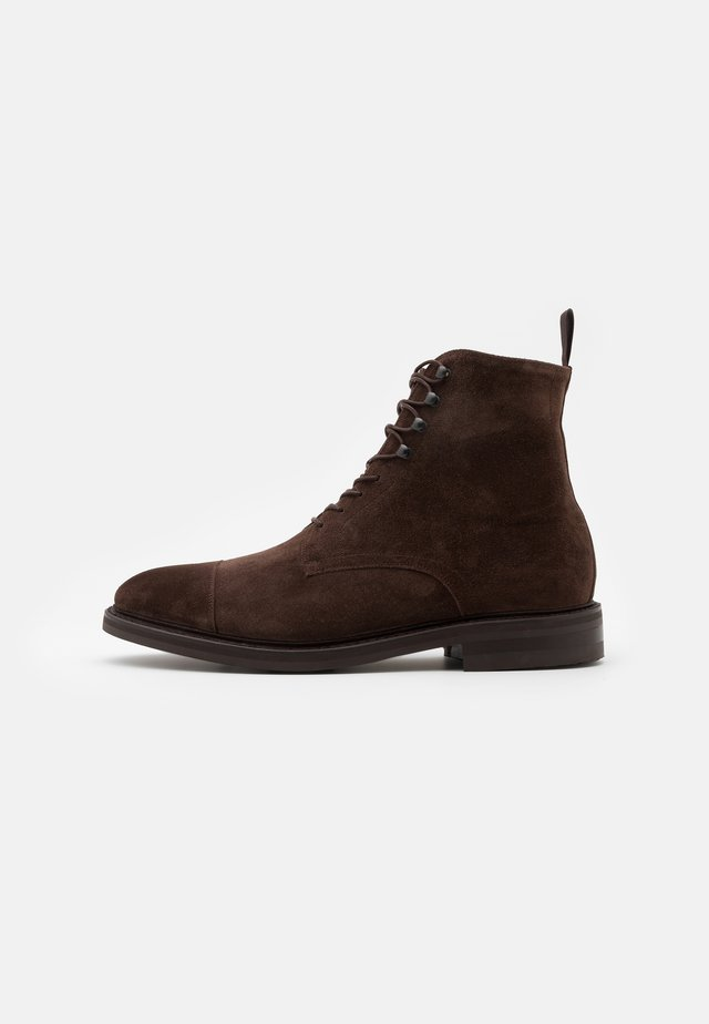 DAVID - Lace-up ankle boots - venezia