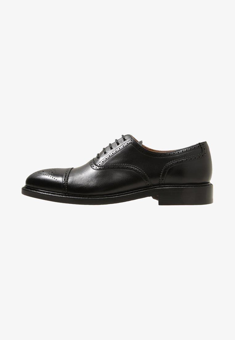 Cordwainer - CORBETT - Zapatos con cordones - orleans black
